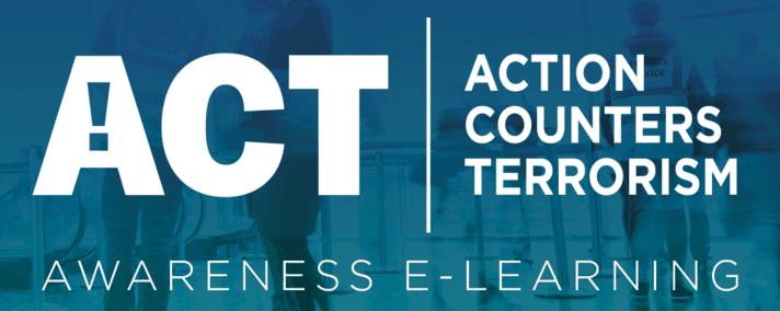 Free Online Counter-Terrorism Training
