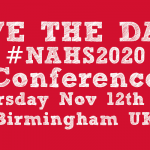 #NAHS2020 Annual Conference