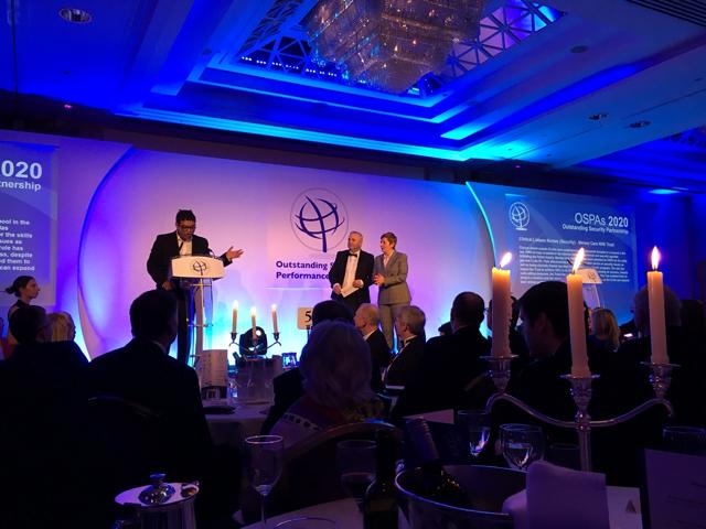 OSPA Awards 2020